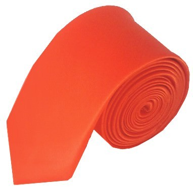 Orange smalt slips