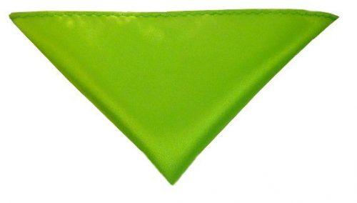 Neongrøn lommeklud