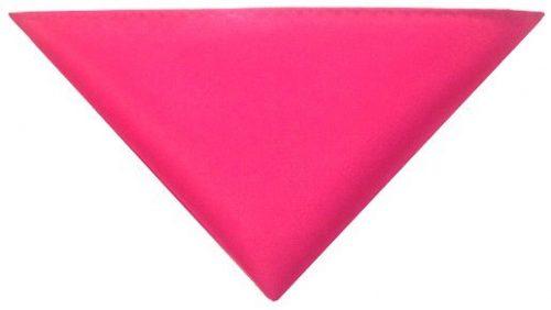 Pink lommeklud