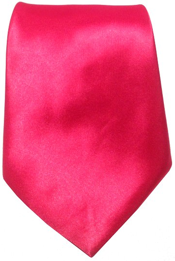 Pink bredt slips