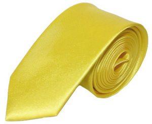 Citron gult smalt slips