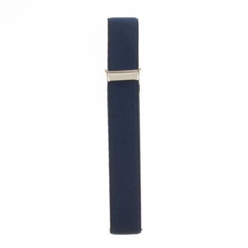 Navyblå ærmeholdere