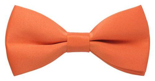 Mat orange butterfly