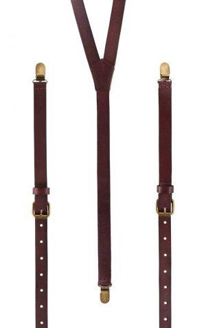 Læderseler - brune