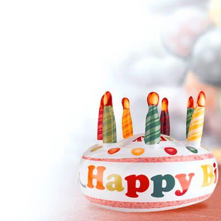 Gaver til fødselsdage og fejringer
